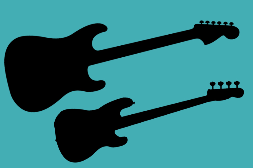 Guitars, Bass and Instrument Rentals