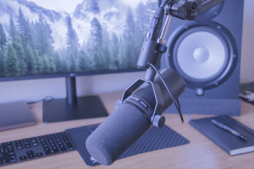Podcast Recording Rental Packages