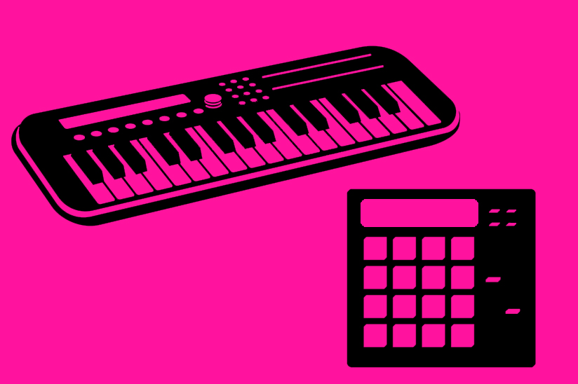 Keyboard and Synth Rentals