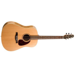 Seagull S6 Series Slim Acoustic Guitar with Custom Electronics (28733)