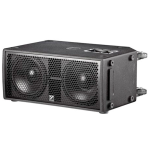 "Yorkville PSA2S 4800w 2x15"" Powered Sub"