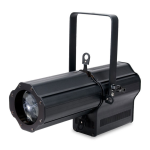 American DJ 100 Watt LED COB White Ellipsoidal Spotlight Fixture (ENCOREPROFILEWW)
