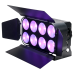 American DJ 8 LED Light Wash/Uplight Fixture (DOTZPANEL2.4)