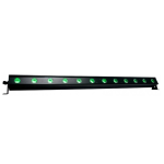 American DJ 1 Meter Long 12x10w RGBAW and UV LED Bar Uplight (ULTRAHEXBAR12)