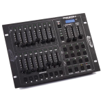 Elation Stagesetter8 DMX512 Lighting Controller with 8 or 16 Channel Operation Modes (STAGESETTER8)