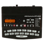 Zoom Programmable Drum Machine with Sequencer and Bass Presets (ZRT-223)