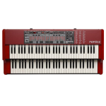 Nord NC2 Dual Keybed Digital Combo Organ with Classic Organ Sounds and Digital Drawbars (NC2)