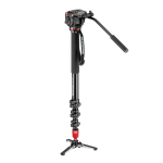 Manfrotto  Fluid Monopod w/Head