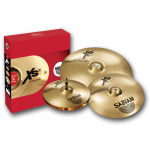 Sabian XS20R20 XS Cymbal Performance Pack (Ride, Crash and Hats)