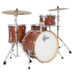 Gold Level Gretsch Catalina Cocktail/Club 4 Piece Mahogany Drum Kit  (CT1-J404)
