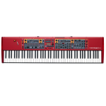 Nord Stage2 88 Weighted Key Stage Piano and Synthesizer (NSTAGE2EX88)