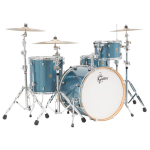 Gold Level Gretsch Catalina Cocktail/Club 4 Piece Maple    Drum Kit (CM1-E824S)