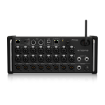 Midas MR18 18ch Digital Mixer for iPad/Android Tablets