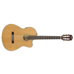 Fender Thinline Concert Sized Acoustic Classical Guitar with Electronics (CN-140SCE)