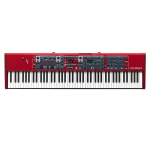 Nord NSTAGE388 Pro Stage Piano with Three Sound Engines and  Fully Weighted Keybed (NSTAGE388)