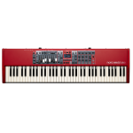 Nord NE6D73 Electro6 Piano/Organ/Synth with Drawbars and 73 Semi-weighted Keys (NE6D73)