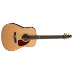 "Seagull Artist Series ""Mosaic"" Deluxe Acoustic Guitar with Electronics (041541)"