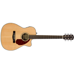 Fender Concert Series Single Cutaway Dreadnought Acoustic Guitar with Electronics (CC-140SCE)