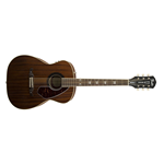 "Fender Signature Tim Armstrong ""Hellcat"" Concert Acoustic Guitar with Electronics (TAHELLCAT)"