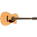 Fender Paramount Triple-0 Sized Acoustic Guitar with Electronics (PM-3CE)