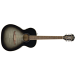 Fender Concert-Body Acoustic Guitar with Flamed Maple-Top (FA-235E)