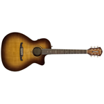 Fender Auditorm-Sized Flame-Top Acoustic Guitar with Electronics (FA-345CE)
