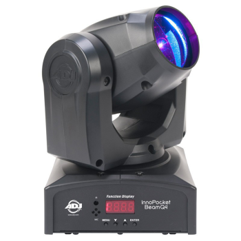 American DJ Mini RGBW Mini Moving-Head Beam Light (INNOPOCKETBEAM)