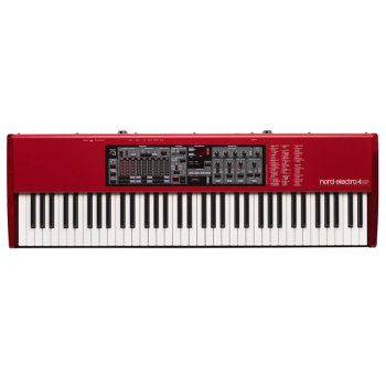 Nord NE473HP Electro4 Stage Piano/Organ/Synth Hybrid with 73 Hammer Action Keys (NE473HP)