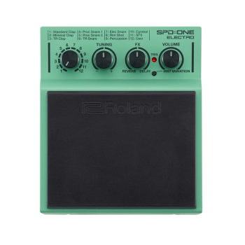 Roland SPD-1E Electro Pad with 808/909 Samples (SPD-1E)