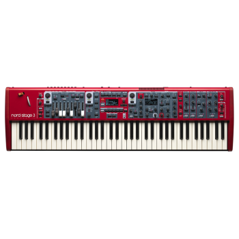 Nord Stage3Compact 73 Semi-Weighted Key Stage Piano and Synthesizer (NSTAGE3COMPACT)