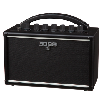 "Boss KATANA-MINI 7w 1x4"" Guitar Combo Amp"