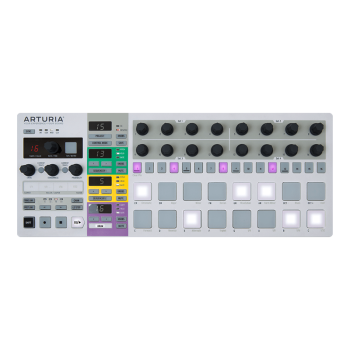 Arturia Beat Step Pro Drum Sequencer (BEATSTEPPRO)