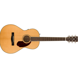 Fender Limited Edition Deluxe All Mahogany Acoustic Guitar with Electronics (PM-2E)