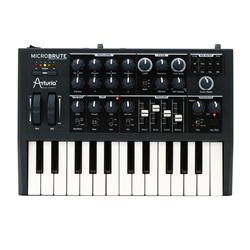 Arturia MICROBRUTE 25-key Monophonic Analog Synth