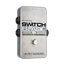 Electroharmonix NSWITCHBLADE Channel Selector Pedal